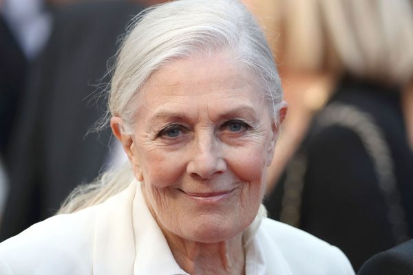 CANNES, FRANCE - MAY 12:  Vanessa Redgrave attends the 'Money Monster' premiere during the 69th annual Cannes Film Festival at the Palais des Festivals on May 12, 2016 in Cannes, France.  (Photo by Mike Marsland/Mike Marsland/WireImage )